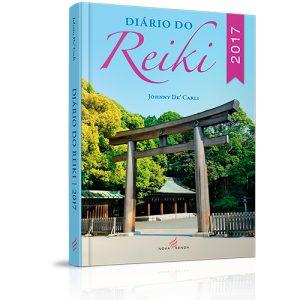 Imagem do livro Diário do Reiki