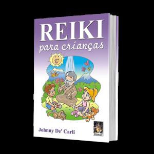 Imagem do livro Reiki para Crianças